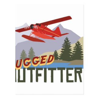 Rugged Outfitters Postcard