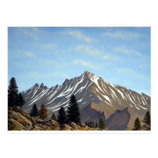 Rugged Peaks Postcard
