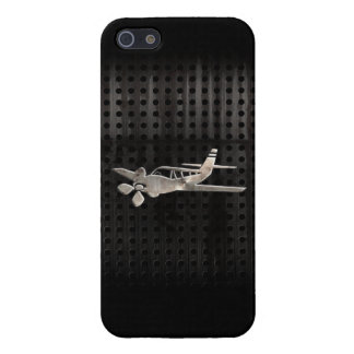 Rugged Plane iPhone SE/5/5s Cover