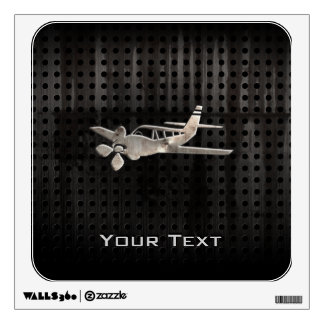 Rugged Plane Wall Graphic