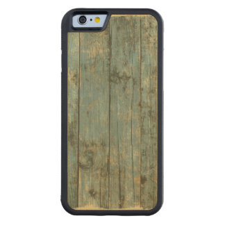 Rugged Planks iPhone Samsung Galaxy Google Nexus Carved Maple iPhone 6 Bumper Case
