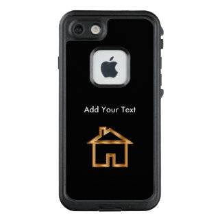 Rugged Real Estate Theme For Real Estate Agents LifeProof FRĒ iPhone 7 Case