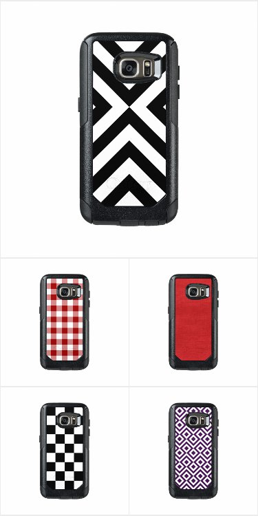 Rugged Samsung Galaxy S7 OtterBox Cases