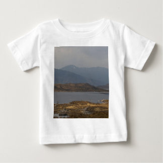 Rugged shoreline and waters of a Loch T Shirt