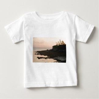 Rugged Shoreline at Dusk T Shirts