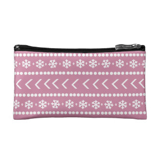 Rugged Snow make-up pouch - pink Cosmetic Bag