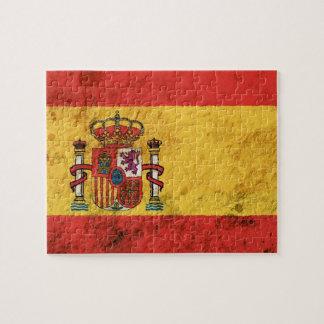 Rugged Spanish Flag Puzzle
