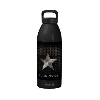 Rugged Star Water Bottle
