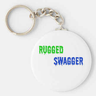 Rugged Swagger Key Chains