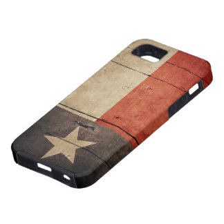 Rugged Texas Flag iPhone 5 Case