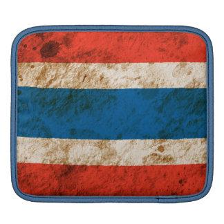 Rugged Thai Flag iPad Sleeves