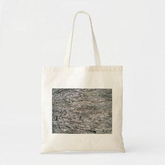 Rugged Tree Bark Budget Tote Bag