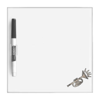 Rugged Trumpet Dry-Erase Boards