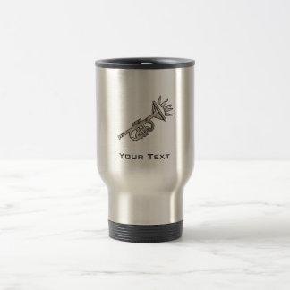 Rugged Trumpet Travel Mug