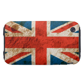 Rugged Union Jack Tough iPhone 3 Covers