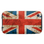 Rugged Union Jack iPhone 3 Tough Covers