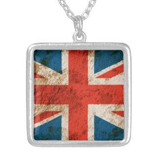 Rugged Union Jack Pendant