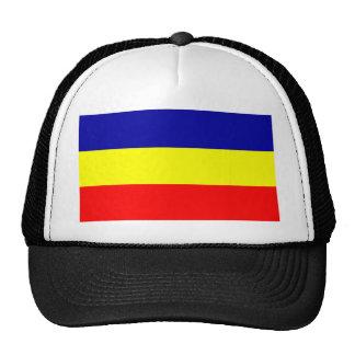 Ruggell Flag Trucker Hat