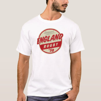 Ruggershirts England Rugby T-Shirt