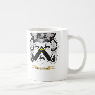 Ruggieri Coat of Arms Family Crest Coffee Mug