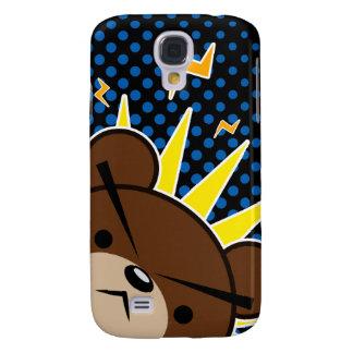 Rugido gruñón del oso samsung galaxy s4 cover