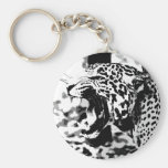 Rugido Jaguar Llavero