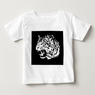 Rugido Jaguar Playera Para Bebé
