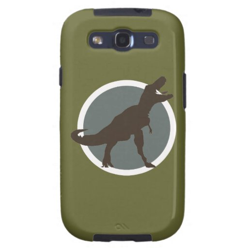 Rugido T-rex Samsung Galaxy S3 Carcasas