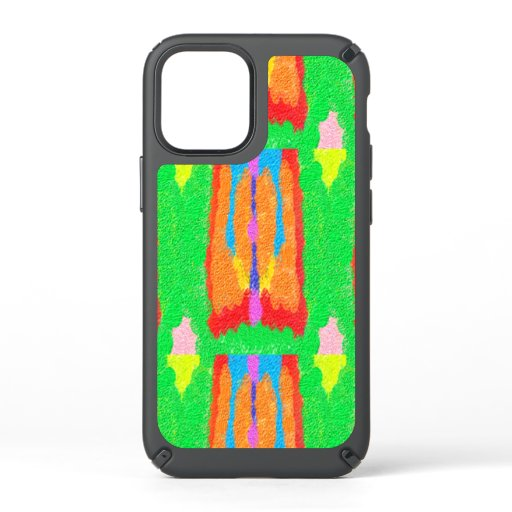 Rugs and Rags abstract pure art supreme           Speck iPhone 12 Mini Case