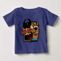 Ruh-Roh Scooby-Doo and a Ghost Baby T-Shirt