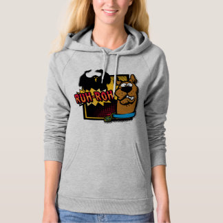 Ruh-Roh Scooby-Doo and a Ghost Hoodie