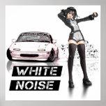 Ruido blanco MX5 Miata Impresiones