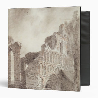 Ruin of St. Botolph's Priory, Colchester, c.1809 ( Vinyl Binders