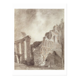 Ruin of St. Botolph's Priory, Colchester, c.1809 ( Postcard