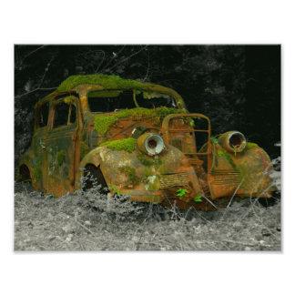 Ruina 1939 de Chevrolet Fotografía