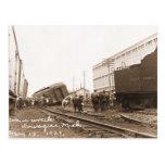 Ruina de 1928 trenes postales