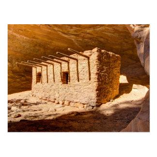 Ruina de Anasazi de la casa de muñecas - Utah Postales