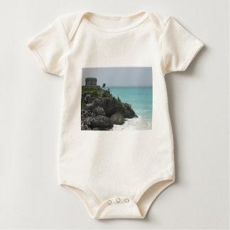 Ruina de Tulum Body Para Bebé