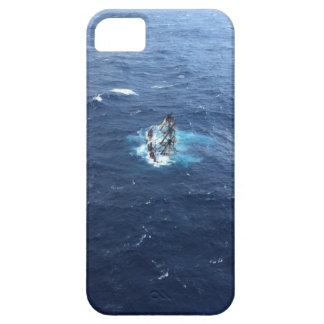 Ruina del caso de la generosidad del HMS para Funda Para iPhone 5 Barely There