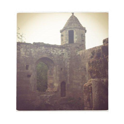 Ruina del castillo blocs