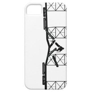 Ruina del tren iPhone 5 funda