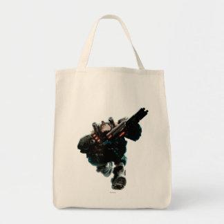Ruina-él Rafael con el arma Bolsa Tela Para La Compra