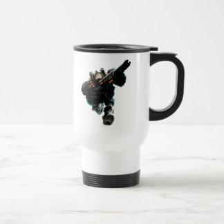 Ruina-él Rafael con el arma Tazas De Café