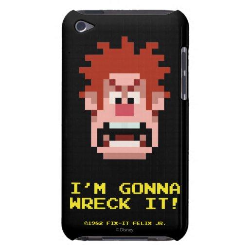 Ruina-él Rafael: ¡Voy a arruinarlo! Barely There iPod Cárcasas