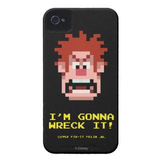 Ruina-él Rafael: ¡Voy a arruinarlo! iPhone 4 Cárcasa