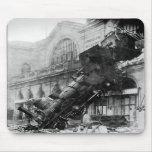 Ruina en Montparnasse, desastre del tren del ferro Tapete De Raton