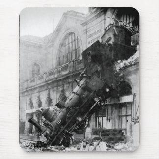 Ruina en Montparnasse, desastre del tren del Alfombrilla De Ratón