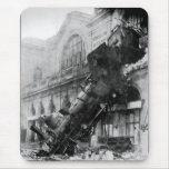 Ruina en Montparnasse, desastre del tren del Tapetes De Raton