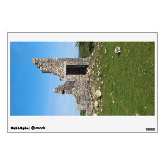 Ruina, subordinados, Cornualles Vinilo Decorativo