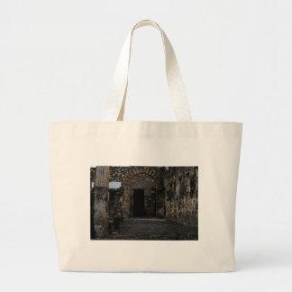 Ruinas antiguas de Pompeya Bolsas De Mano
